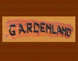 Gardenland, Aiud / Alba - Mobilier rustic din lemn Logo