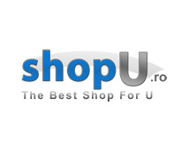 JUST SHOPU Logo