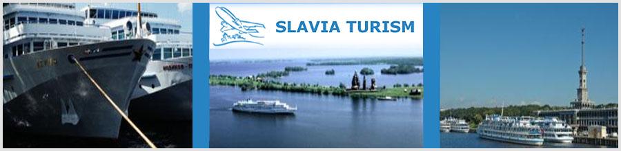 AGENTIA SLAVIA TURISM Logo