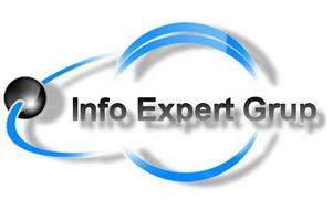 INFO EXPERT GRUP Logo