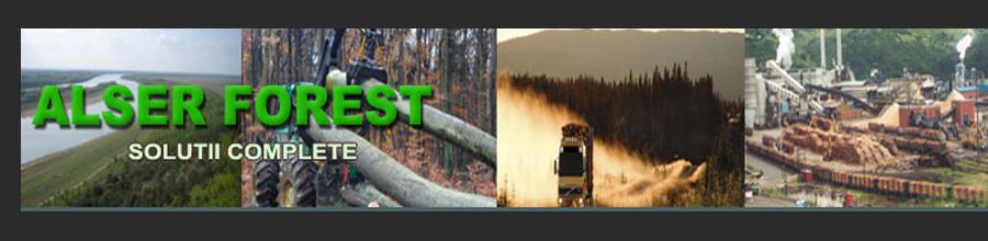 ALSER FOREST Logo