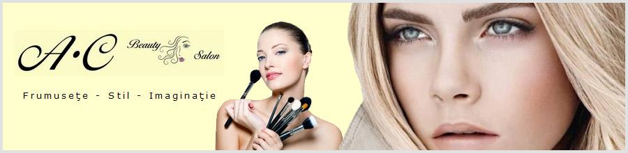 A.C. Beauty Salon Logo