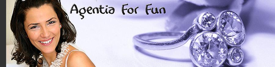 AGENTIA FOR FUN Logo
