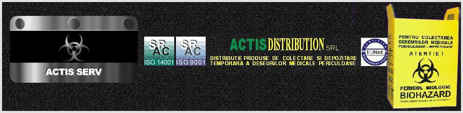ACTIS DISTRIBUTION Logo