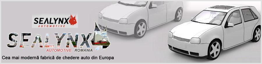 SEALYNX AUTOMOTIVE ROMANIA Logo
