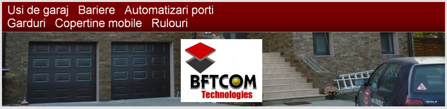 BFTCOM TECHNOLOGIES Logo