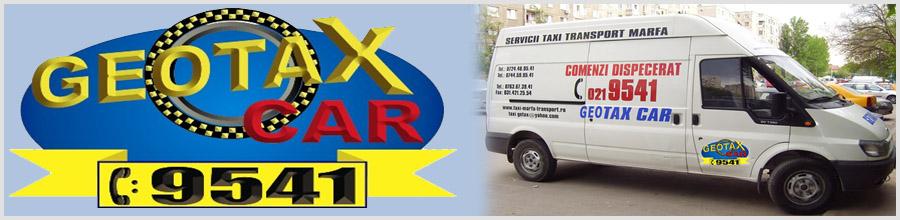 GETAX-SERVICII TRANSPORT Logo
