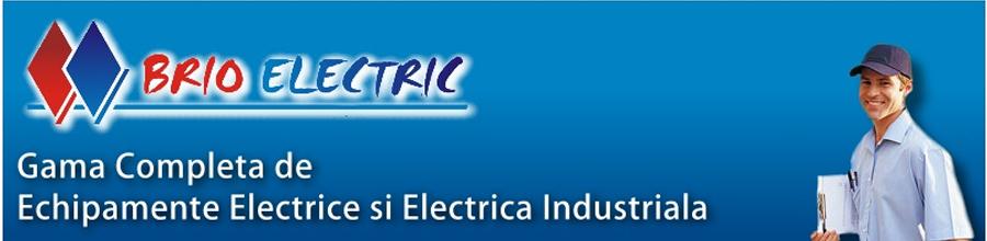 BRIO ELECTRIC Logo