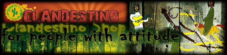 CLANDESTINO Logo
