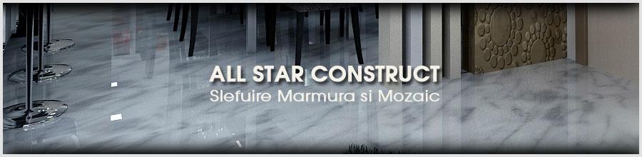 ALL STAR CONSTRUCT Logo