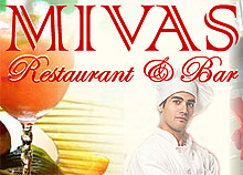 RESTAURANT MIVAS Logo