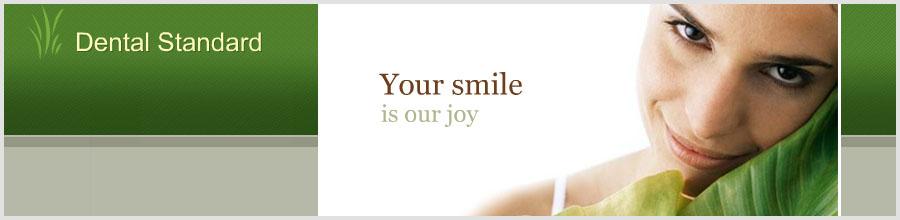 Cabinet stomatologic Dental Standard Logo