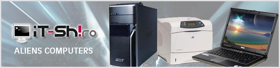 IT-SH Computers Bucuresti - Comercializare, inchiriere, service computere secondhand Logo