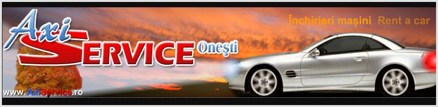 AXI SERVICE service auto Onesti - Bacau Logo