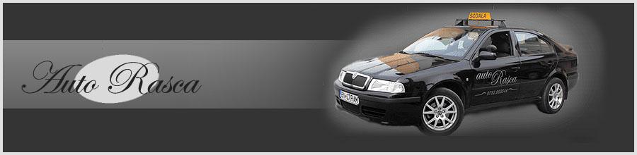 SCOALA DE SOFERI AUTO RASCA Logo
