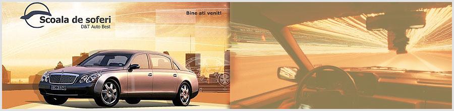SCOALA DE SOFERI D&T Auto Best Ploiesti Logo