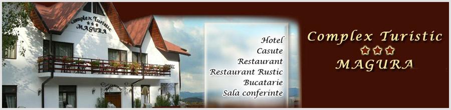 Complex Hotelier Magura*** jud.BUZAU Logo