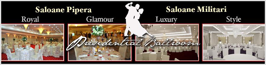 Presidential Ballroom Logo