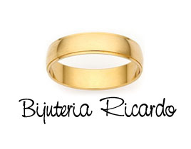 BIJUTERIA RICARDO Logo