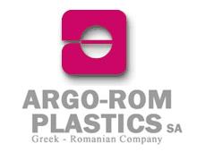 ARGO-ROM PLASTICS Logo