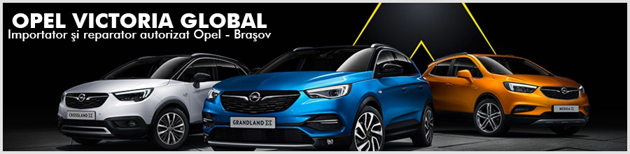 Opel Victoria Global Brasov - Importator si reparator autorizat Opel Logo