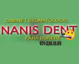 CABINET STOMATOLOGIC NANIS DENT Logo