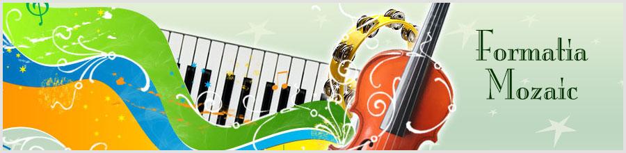 Formatia Mozaic Logo
