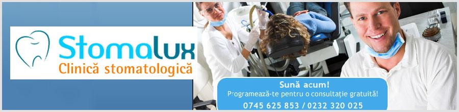 Clinica Stomatologica STOMALUX Iasi Logo