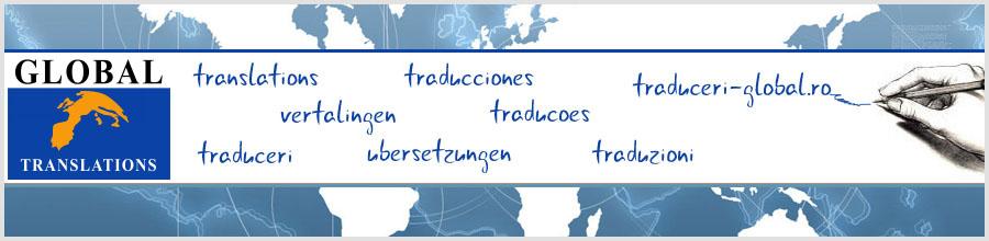 Birou Traduceri Global Translations Logo