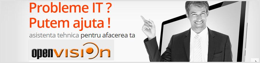 Openvision Data - service computere si solutii IT Bucuresti Logo