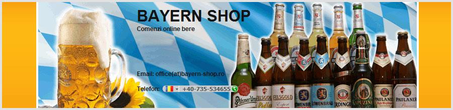 BAYERN SHOP Logo