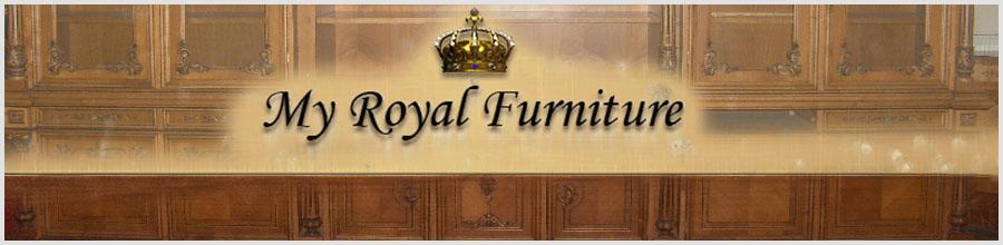 My Royal Furniture Logo
