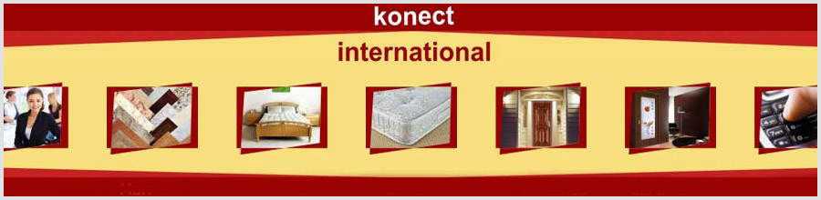 Konect International, Bucuresti - Importator de marmura naturala Logo