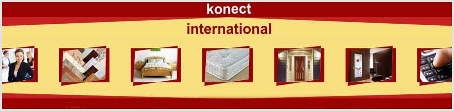 KONECT INTERNATONAL Logo
