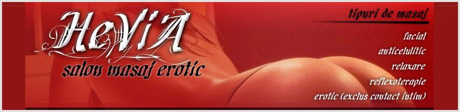 Hevia Massage Logo