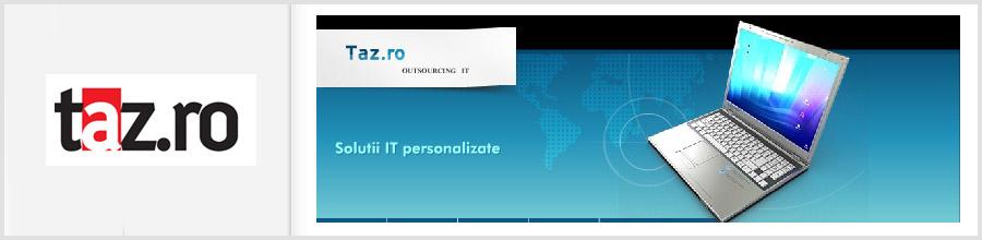 TAZ IT SERVICES Logo