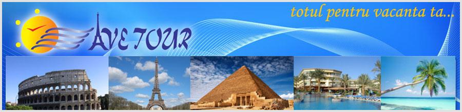 AGENTIA DE TURISM AVE TOUR Logo