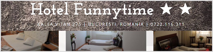Funny Time Hotel ** Logo