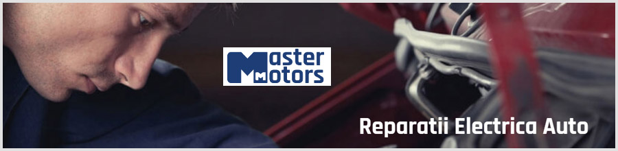 Master Motors Service Logo