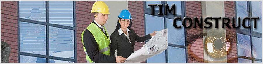 Tim Construct Logo