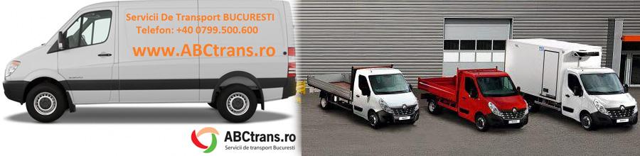 ABC TRANS - Servicii transport Bucuresti Logo