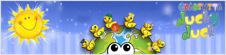 Ducky Duck Gradinita - Ploiesti Logo
