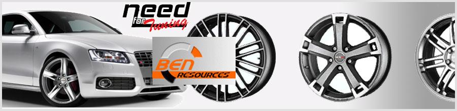 Ben Resources Logo