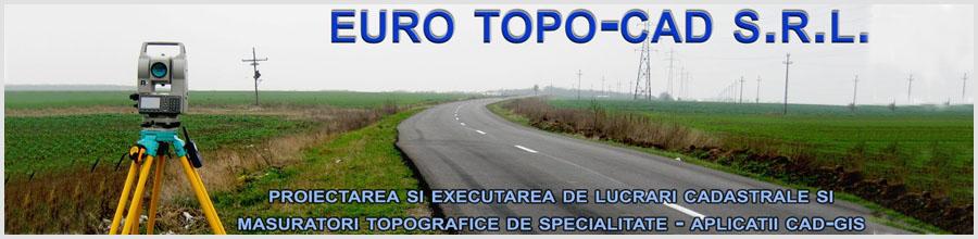 EURO TOPO-CAD Logo