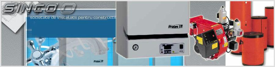 Sinco - Instalatii electrice in constructii industriale, civile, social-culturale, Ploiesti Logo