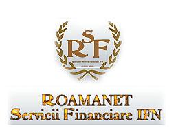 ROAMANET Servicii Financiare IFN Logo