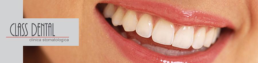 CLINICA STOMATOLOGICA Class Dental Logo