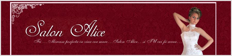SALON ALICE Logo