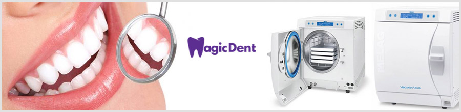 Clinica Dentara MAGIC DENT Sector 2 Logo