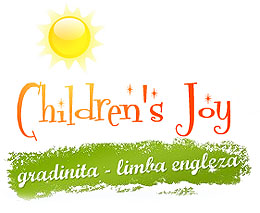 Gradinita Children's Joy Logo